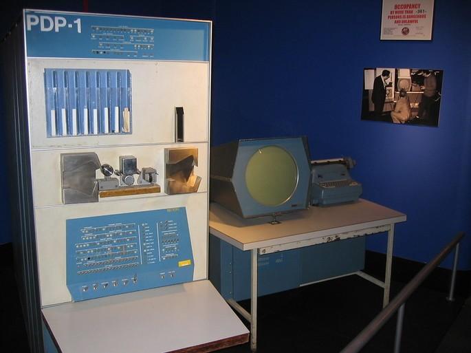 PDP-1, computador de segunda geração