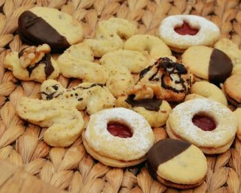 Biscoito e bolacha