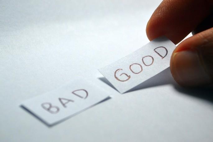 Escolher o bem ou o mal?