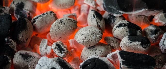 Brasa de Carvão