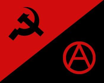 Comunismo e anarquismo
