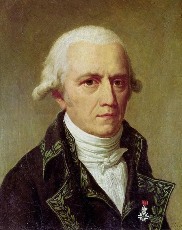 O naturalista francês Jean-Baptiste de Lamarck, criador da teoria dos caracteres adquiridos