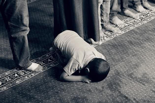 Oração Islã