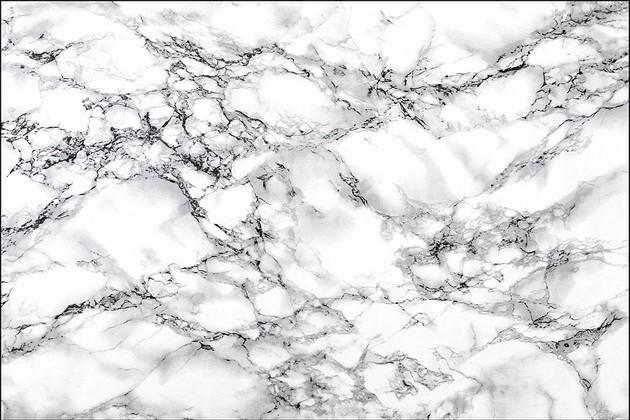 Textura de uma rocha de mármore padrão depois de polida