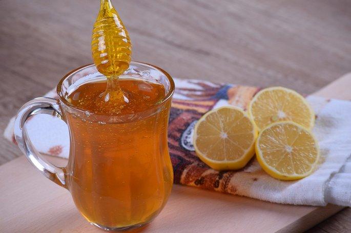 mel e limão