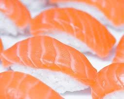 Sushi, niguiri, maki e sashimi