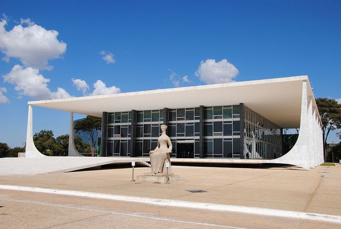 Sede do Supremo Tribunal Federal
