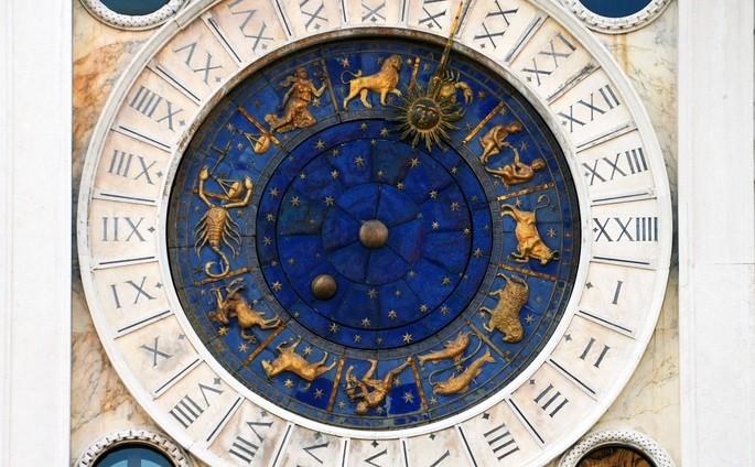 O Sol e os signos do Zodíaco